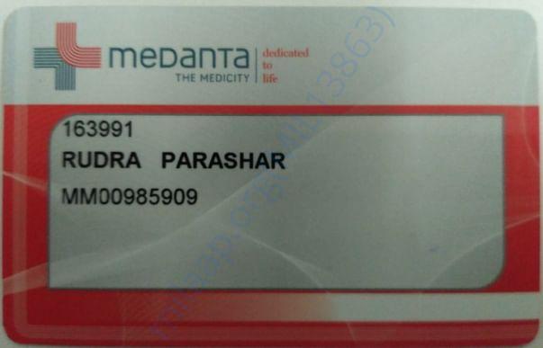 Medical ID Card
