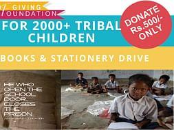 Give the needy children a reason to celebrate...children's day!