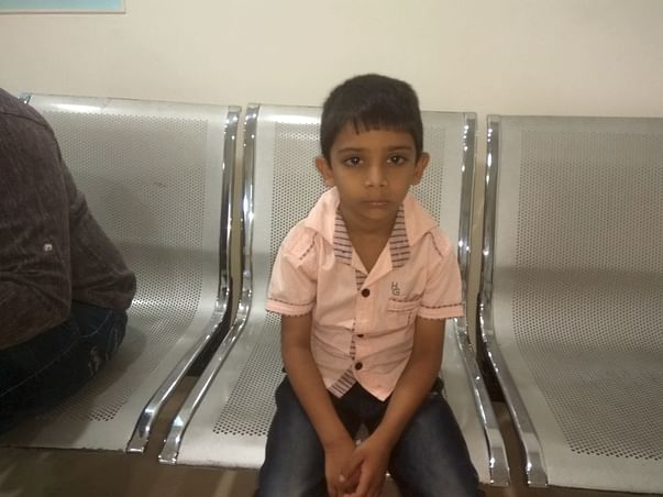 Help 7-Year Old Yaseen Undergo An Open Heart Surgery