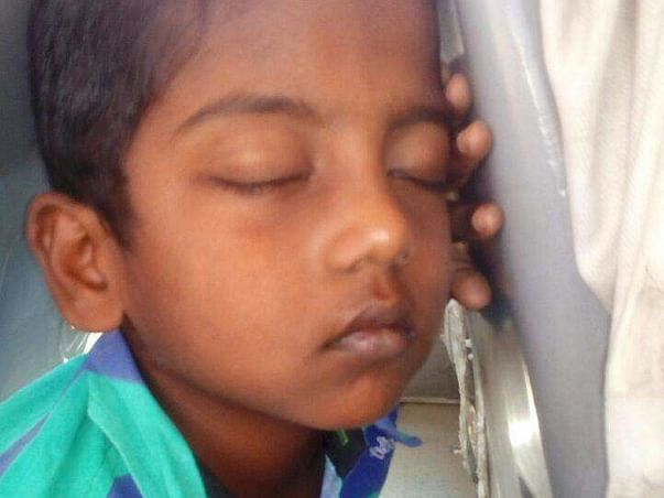 Save a 6-year-old kid suffering from a rare genetic disorder
