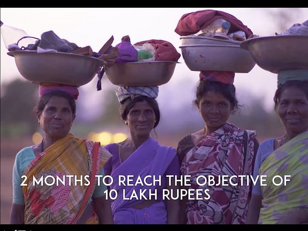 International Permaculture Convergence India 2017 ~ Farmers fund