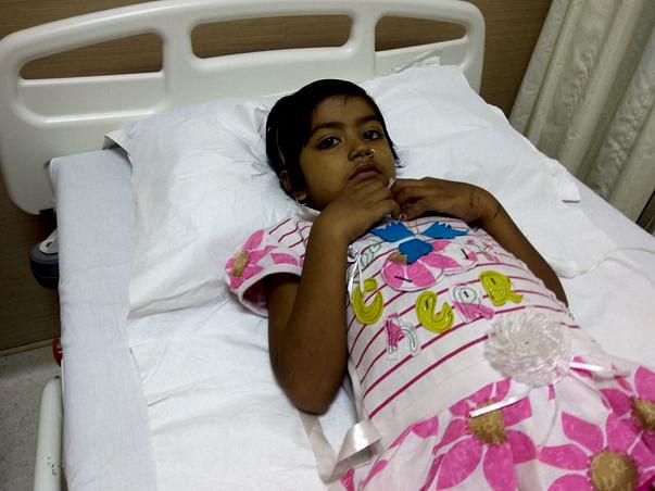 Help This Little Kid Survive Cancer
