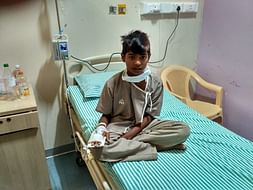 Help Chandrashekar Undergo A Bone Marrow Transplant