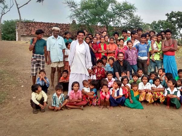 Change Life Chances of Children in Insurgency-hit Rural Bihar