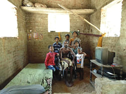 Help Mrs.Jothi to fight poverty & protect her family