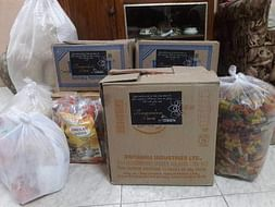 Support us in distributing food for the month of Ramadan!