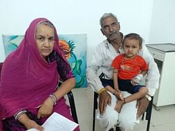 Help Master Pushpendra fight cancer