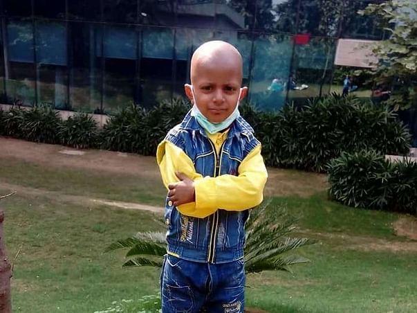 Help Shubham fighting blood cancer and undergo bone marrow transplant