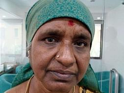 Saraswathi Is A Real Fighter: Help Her Beat Breast Cancer.