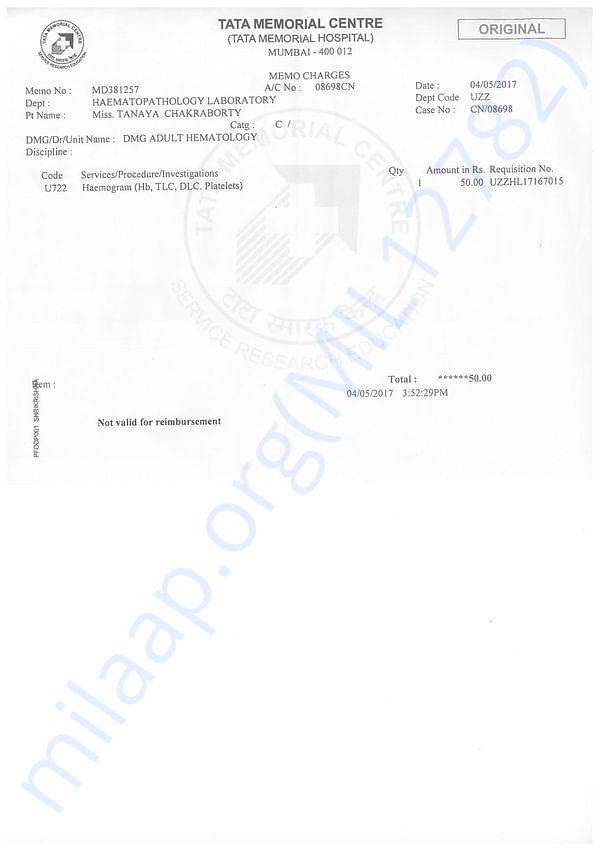 Tanaya's Treatment Updated Document (7/18)