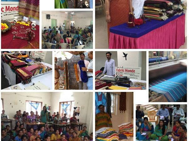 Help Jyothi Raise Funds For Supporting Handloom Weavers