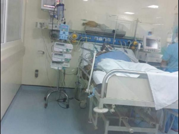 Fund for my father medical treatment