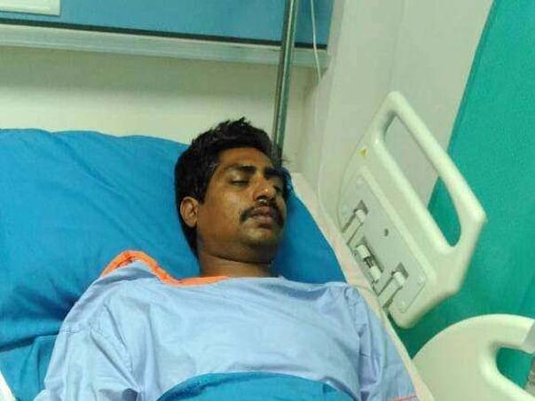 Help Raghava fighting with Brain Stroke