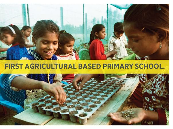 Support An Agri-Based Primary School.