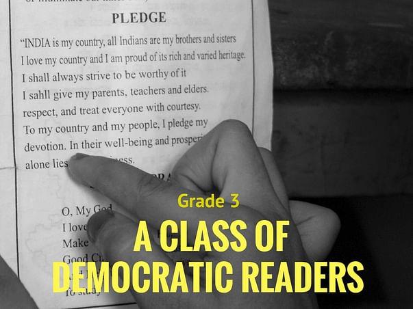 Help ambitious democratic readers