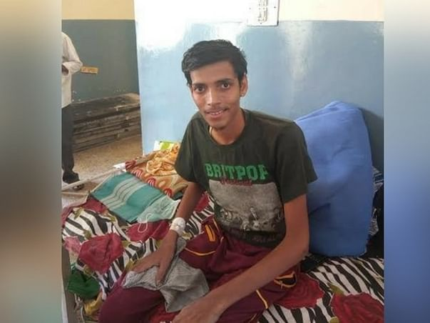 Help Imam Fight Blood Cancer!