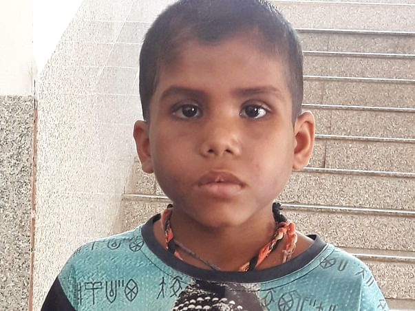 Save Hemant from HLH