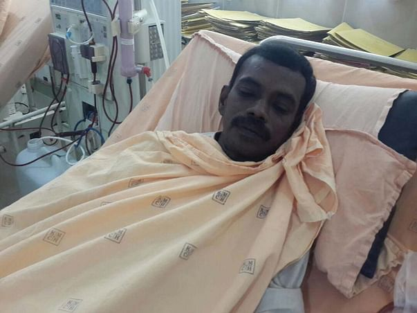 Help Babu Undergo A Kidney Transplant