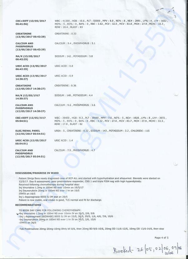 Discharge summary srija 4
