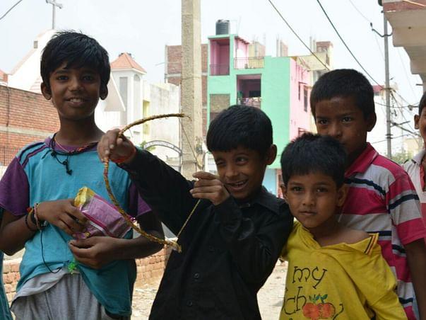Help Distribute Study Lights To Children Living In Slums