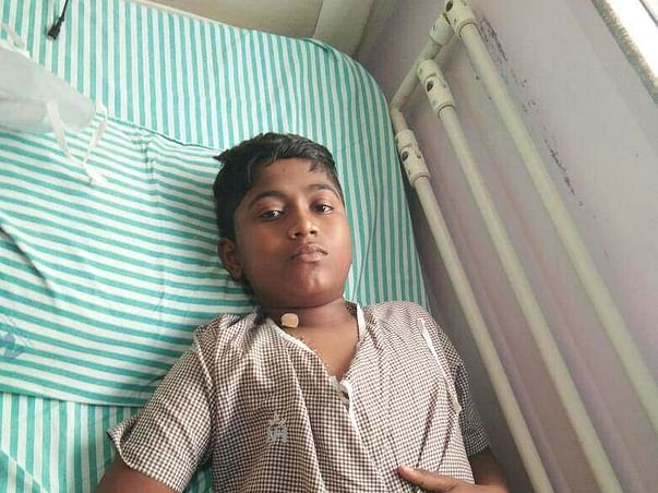 Help 12 year old Vivek fight Blood Cancer