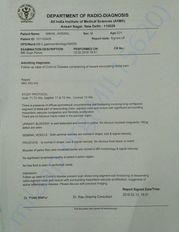Medical Record - 15