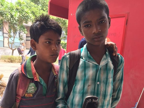 Sunny And Gopi Want To Head Back To School And Need Your Support