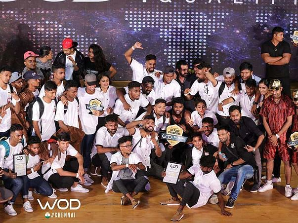 Make our team represent India at World Of Dance