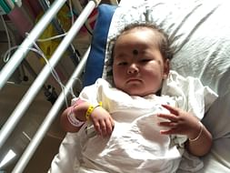 Liver transplant needed to save a child
