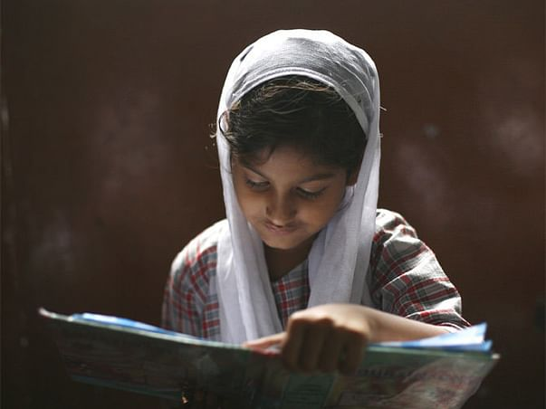 Empower And Educate The Underprivileged girls #AAZADPANKH