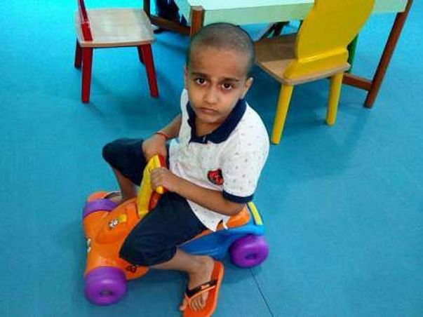 6 yr Old Kashish Requires Your Support To Get Cured Of Blood Cancer
