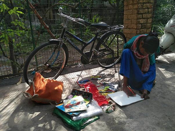 This Differently-Abled Woman Is Winning Hearts With Her Paintings