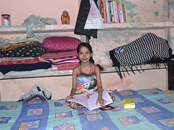 6-year-old Pooja has a heart condition that is killing her slowly