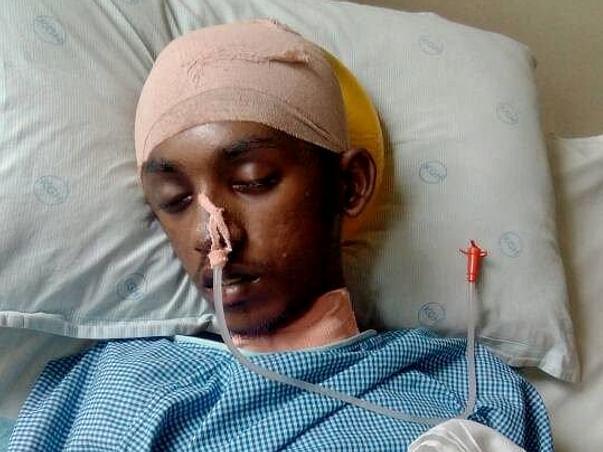 Help Thangaraj Fight A Blood Clot In His Brain