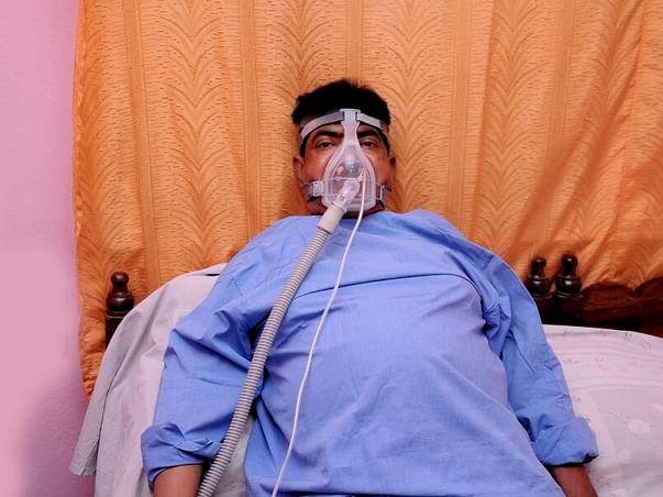 Help Ram Mohan fight a lung disease