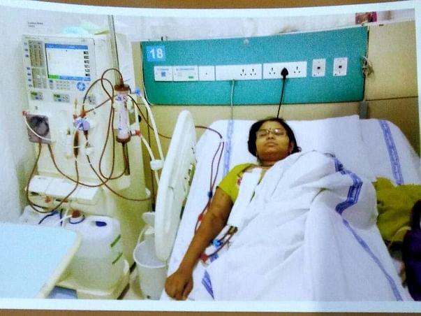 Help 29 years old Rakhi End Stage Kidney Dialysis
