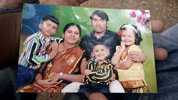His Beautiful Family Needs Our help to Survive