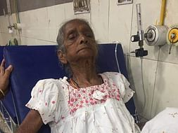 Help 86-year old abandoned woman medical and daily expenses in Kolkata