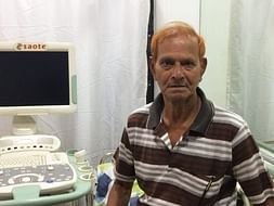 His Wife's Only Support, Help Haroon Undergo Urgent Bypass Surgery