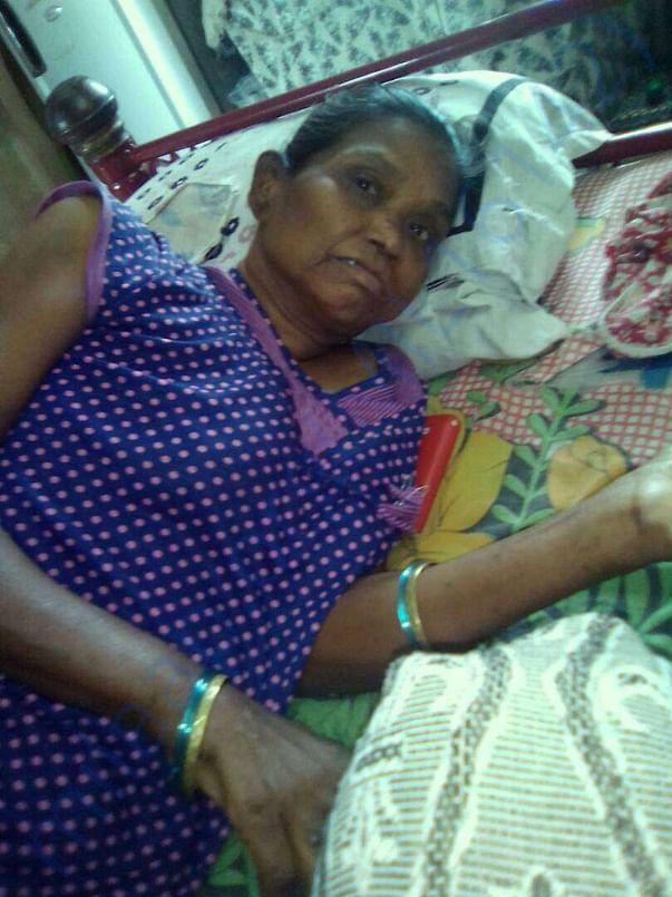 His wife padma garu