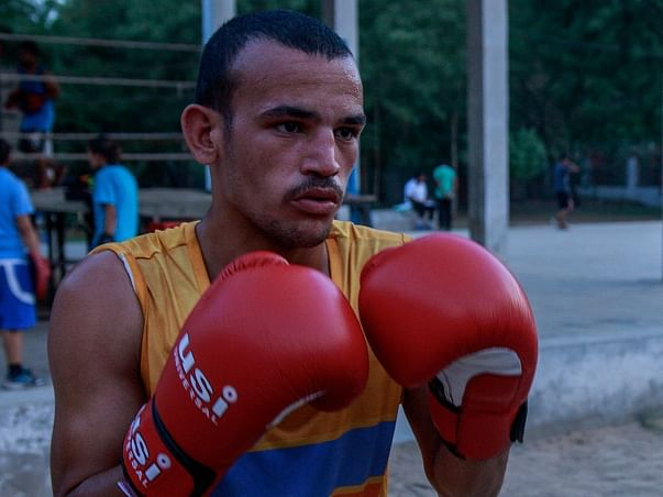 With your support this young boxer could become India's best