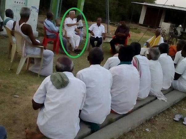 Help The Farmers in Achanayakampatti Village