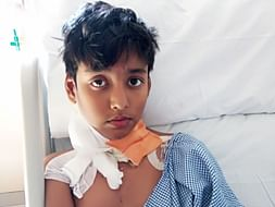 This 11-Year-Old Cannot Eat or Breathe Properly Due To His Tumour