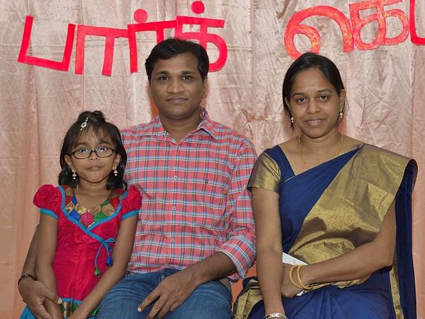 Fundraising for Somasekaran Family