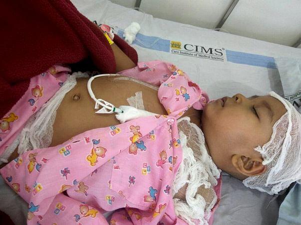 Help Aarya Fight Thalessemia