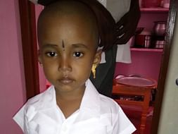 Help 4-Year-Old Yuvasri Fight Cancer And Live