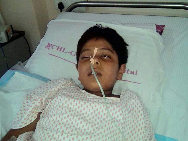 This 11YearOld Is Battling Blood Cancer Your Support Can Help Him Live