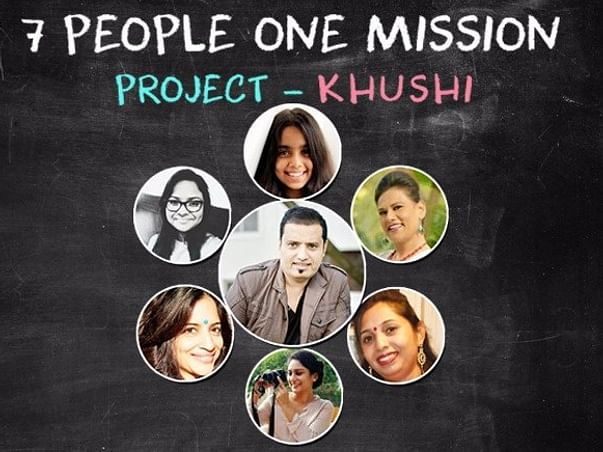 Help Shajan & his team to educate 7 #GirlChildren for 7 years