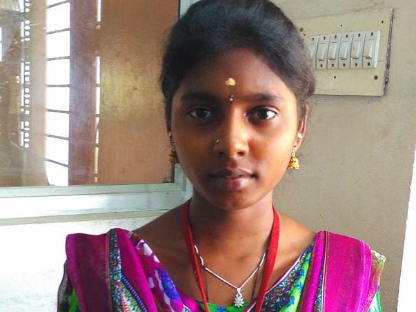 """Help Sharmila to finish her graduation"""