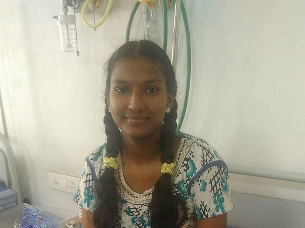 Save 14 years Roshini from Cancer